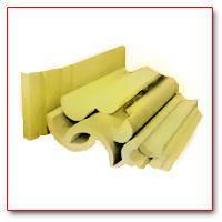 polyurethane foam slabs pipe