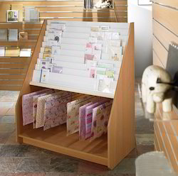 Book and magazine racks greeting cards display exporter from faridabad greeting cards display m4hsunfo