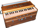 Wooden Harmoniums