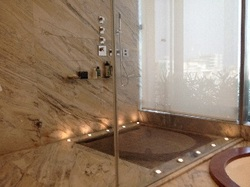 LED Waterproof Lighting for Shower Area