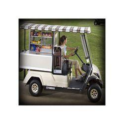 Yamaha Golf Car Refreshment Vehicle