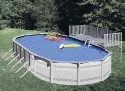 float able swimming pool