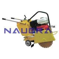 asphalt concrete floor saw