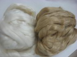 Muga Silk Yarn For Knitters, Knitting