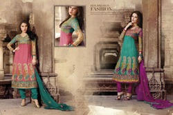 Indian Party Wear Salwaar Kameez