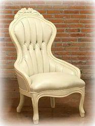 Hail Queens High Back Chair