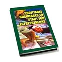 Book On Profitable Businesses to Start for Entrepreneurs