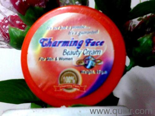 Beautiful Charming Faces Charming Face Beauty Cream