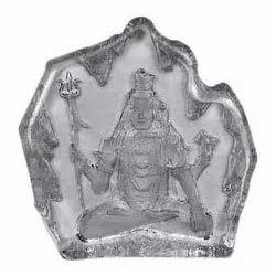 Shiva Crystal Statue
