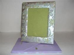 Embossed Handmade Paper Photo Frames