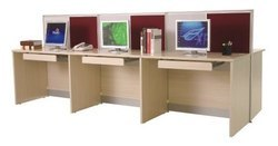 Computer Modular Office  Workstations