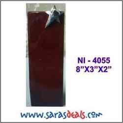 NI-4055- Wooden Trophy
