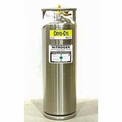 Low Pressure Dura Cylinders for Liquid Nitrogen