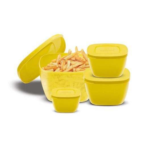 Shine 4 Pcs Container Set