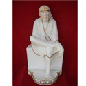 Shirdi Sai Baba From Makrana Marble
