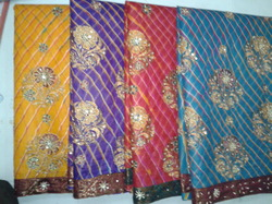 Supernet Chunri Embroidery