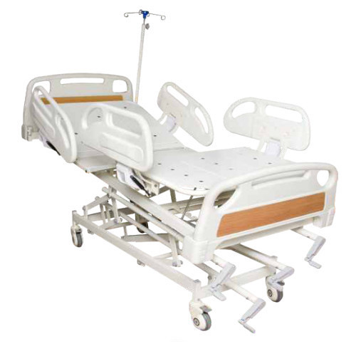Manual Five Functional ICU Bed