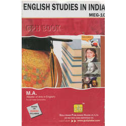 MEG-10 English Studies in India