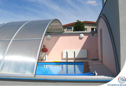 Retractable Swimming Pool