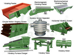 Vibrating Equipments