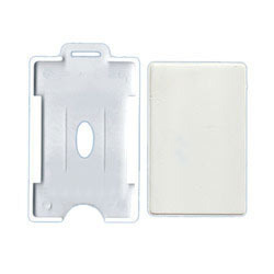 plastic id card holder - Plastic Id Card Holder