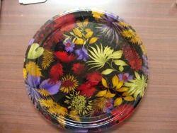 Acrylic Round Tray