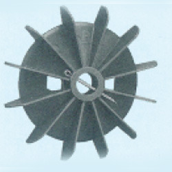 Plastic Fan Suitable For Siemens/Bharat Bijlee 80 Frame Size