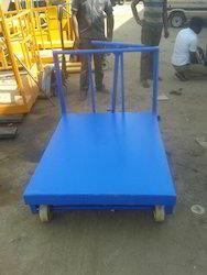 Turn Table Platform Trolley