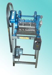 Semi Auto Cloth Sample Cutting Machine