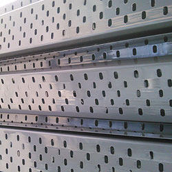 preforated type cable trays