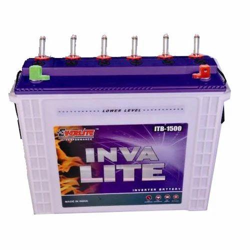 Invalite Inverter Battery