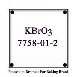 Potassium Bromate for Baking Bread