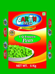 5 Kg Frozen Peas Packaging Bags