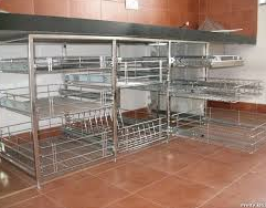 Kitchen trolleys in sangli maharashtra india indiamart for Kitchen trolley designs catalogue