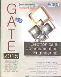 GATE 2015 Electronics Anthropology Books