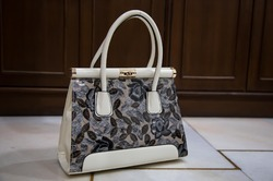 Floral Medium Expensive Bag