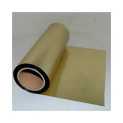 Golden Metalised Polyester Film