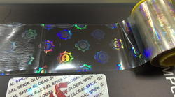 Custom Holographic for PVC Card Printers