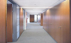Office Wooden Partition