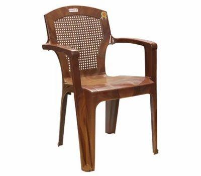 Plastic Arm Chair (SKL002)