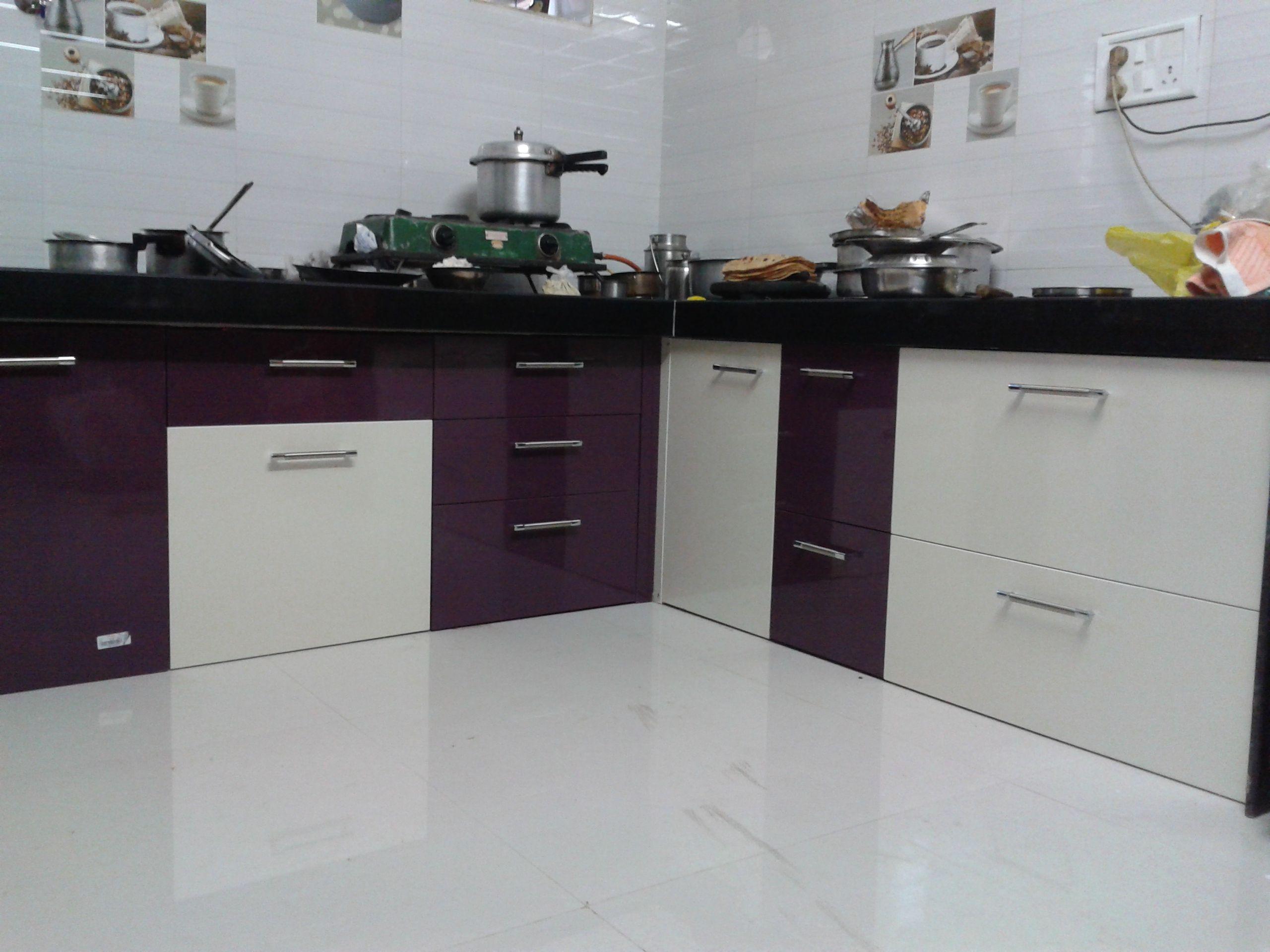 kitchen trolleys & modular kitchen