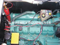 Bus Fire Suppression System