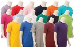 Cotton Blank T Shirt