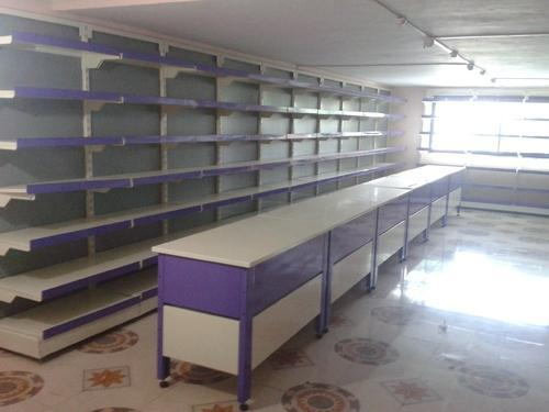 Retail Shop Counters Shop Counter Manufacturer From Nashik