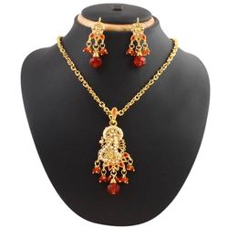 Fancy Jewelry Pendant Set