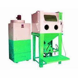 Pressure Blasting Cabinet