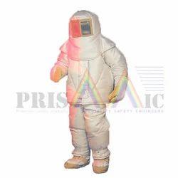 Non Aluminized Fire Entry Suit