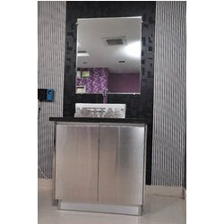Stainless Steel Vanity