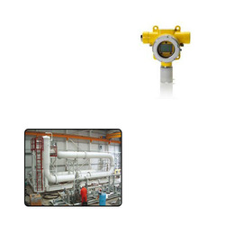 Gas Monitor for Oil Industry