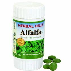 Alfalfa Supplements